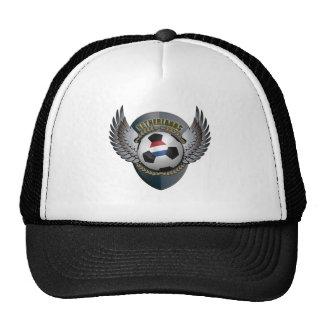 Netherlands Soccer Crest Mesh Hat