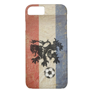Netherlands Soccer iPhone 8/7 Case