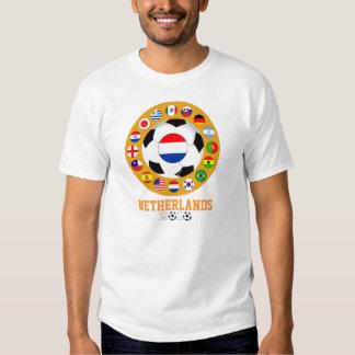 Netherlands Soccer T-Shirt World Cup Quarterfinals