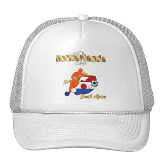 Netherlands soccer team South Africa gifts Mesh Hats