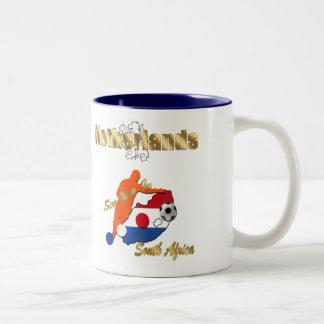 Netherlands soccer team South Africa gifts Coffee Mug