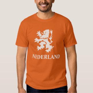 Netherlands Soccer Tee Shirt