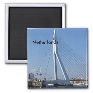Netherlands Vintage Travel Tourism Add Magnet
