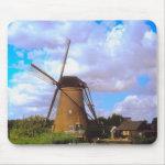 Dutch Windmill Mousepad