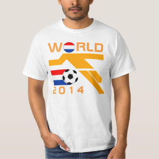 Netherlands World Soccer Team T-Shirt