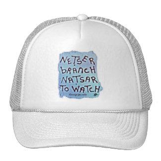 netser netsar trucker hat