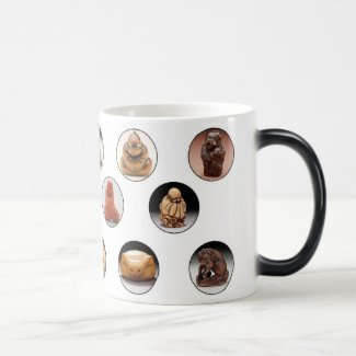 Netsuke Morphing Mug