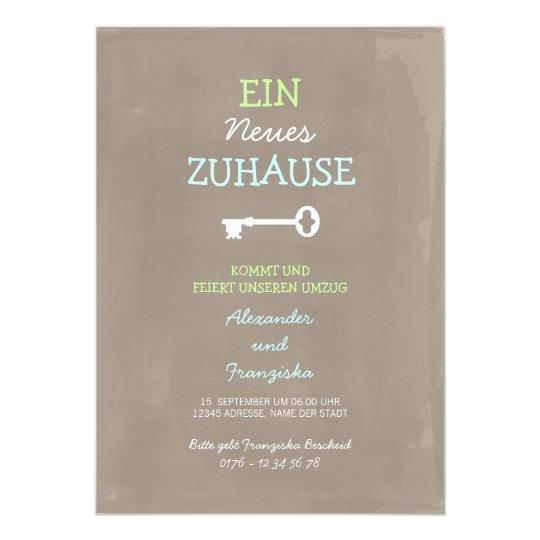 nette einweihungsparty einladung card   zazzle, Einladungsentwurf
