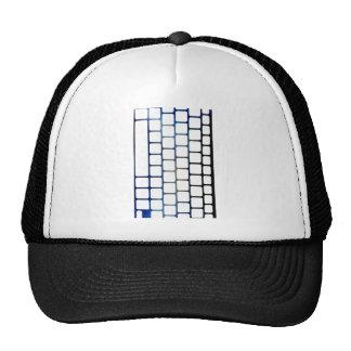 Netted Keys Hats