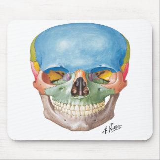 Netter Skull Mouse Pad