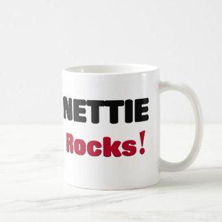 Nettie Rocks Coffee Mugs