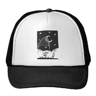 Netting the Moon Mesh Hat
