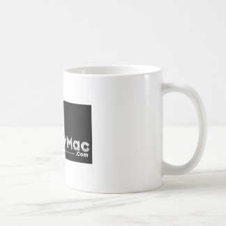 Netty Mac Coffee Cup Classic White Coffee Mug