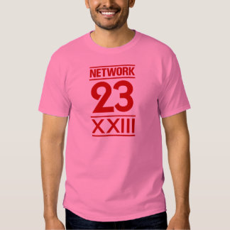 Network 23 camisas