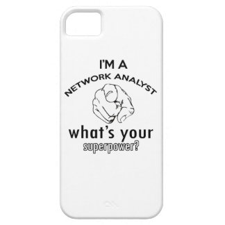 network analyst design iPhone SE/5/5s case