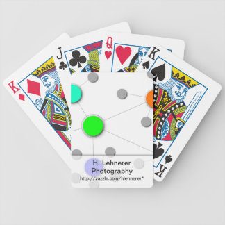 Network Bicycle Playing Cards