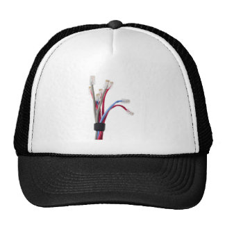 Network cables hats