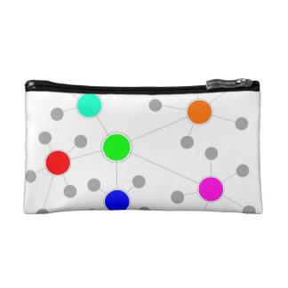 Network Cosmetic Bag