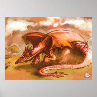 Network Dragoon Poster