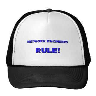 Network Engineers Rule! Trucker Hats