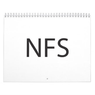 Network File System.ai Wall Calendar