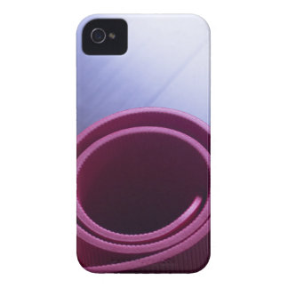 Network fitness yoga and pilates foam gym mats iPhone 4 Case-Mate case