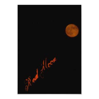 Network Moon Card