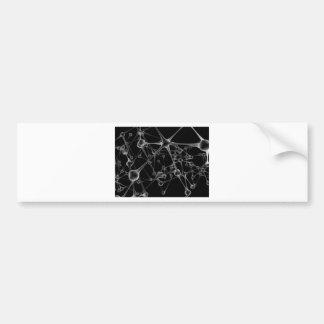 Network Neurons Bumper Sticker