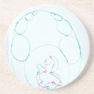 Network of a knotty Sengaku Coaster