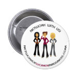 Network of Women in Business Button