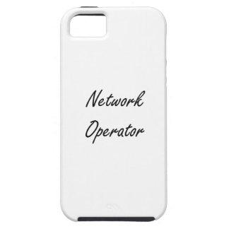 Network Operator Artistic Job Design iPhone 5 Cases