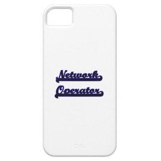 Network Operator Classic Job Design iPhone 5 Cover
