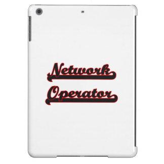 Network Operator Classic Job Design Cover For iPad Air