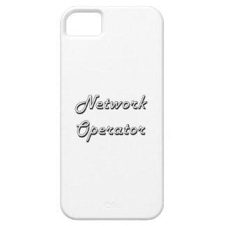 Network Operator Classic Job Design iPhone 5 Cases