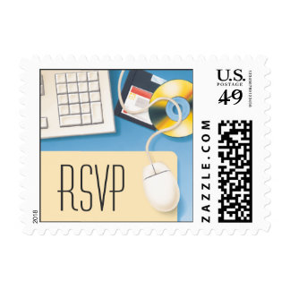 Network © postage stamps