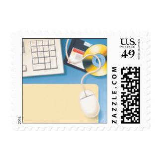 Network © postage stamp