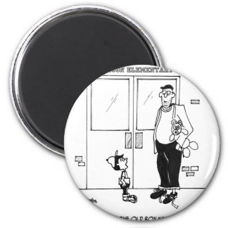 Networking Cartoon 3011 Magnet