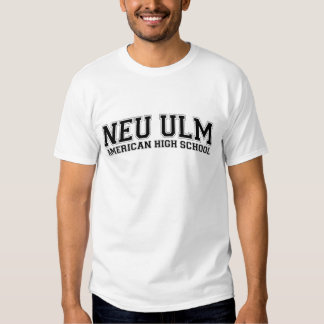 Neu Ulm American High School Shirt