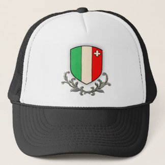 Neuchatel Scroll Trucker Hat