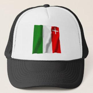 Neuchatel Waving Flag Trucker Hat