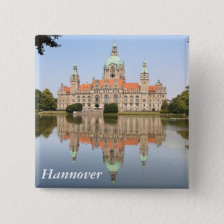 Neues Rathaus in Hannover Button