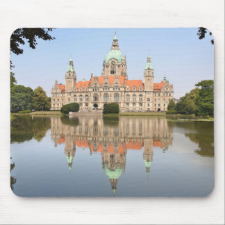 Neues Rathaus in Hannover Mouse Pad