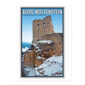 Neumarkt id Opf - Burg Wolfenstein Postcard