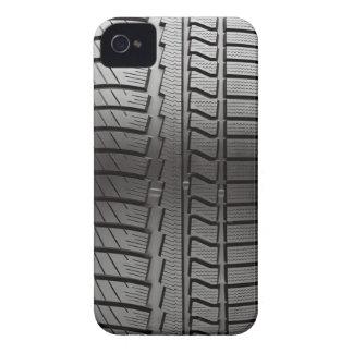 neumático de coche carcasa para iPhone 4