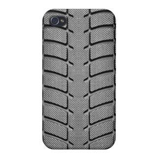 Neumático iPhone 4 Fundas