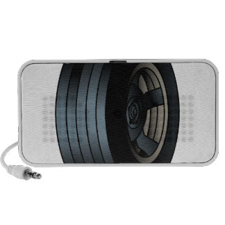 Neumático iPhone Altavoz