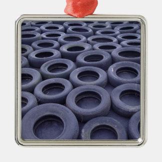 Neumáticos de coche adornos