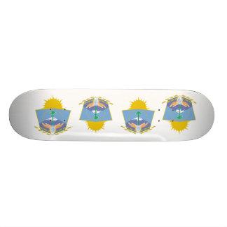 Neuquen, Argentina Custom Skate Board
