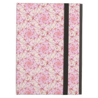 Neural Network Pattern iPad Case with Kickstand
