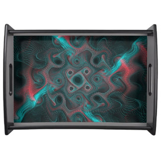 Neural Network Serving Tray